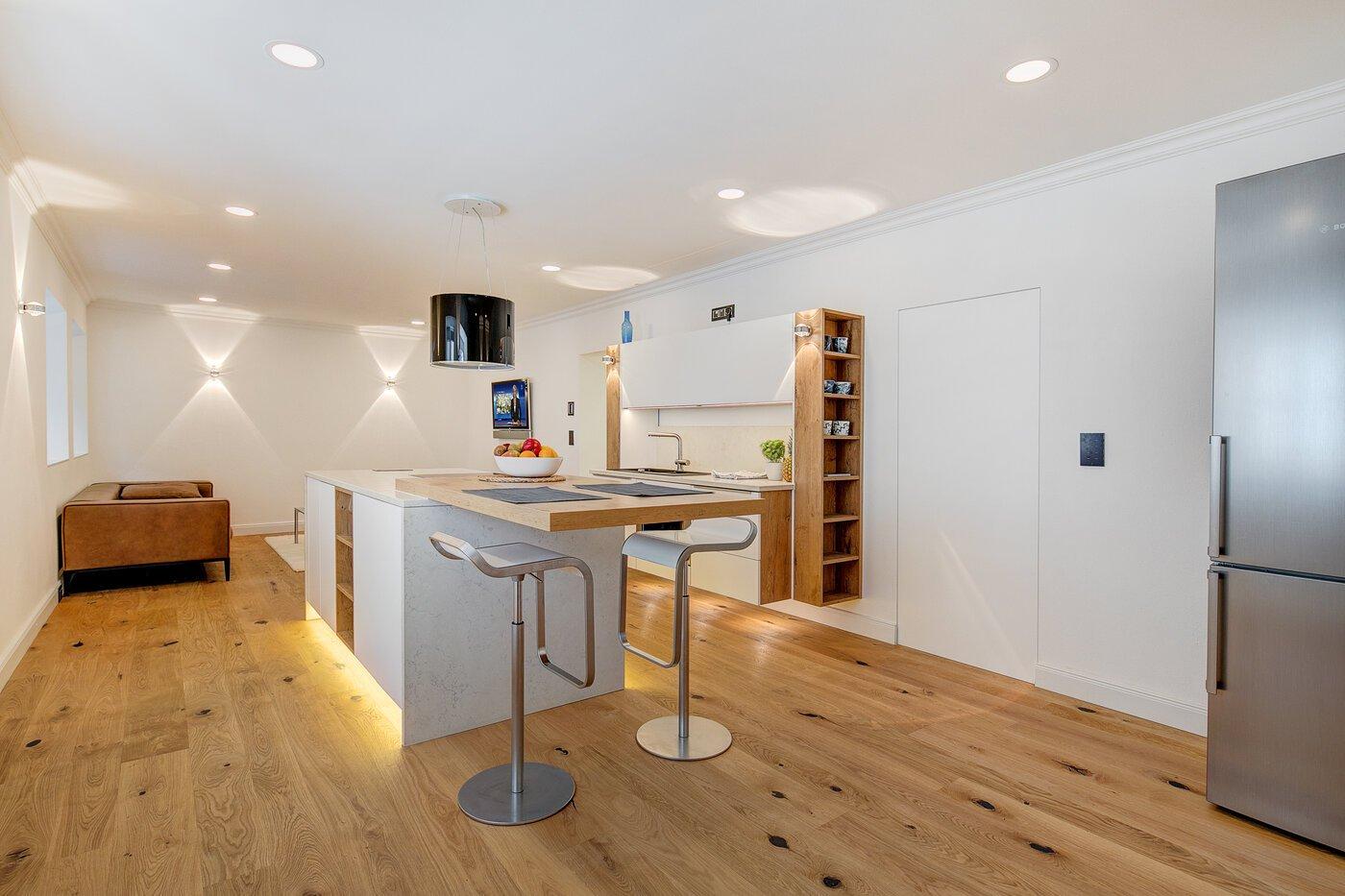 3 camere appartamento seminterrato ammobiliato flat for Appartamento di efficienza seminterrato